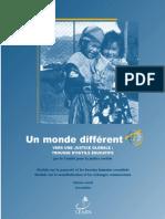 Un Monde Différent - Vers une justice globale