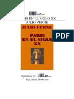 Paris en El Siglo 20