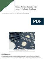 Decisões contrárias da Justiça Federal não diminuem busca pela revisão do fundo de garantia - Economia - Diário Catarinense