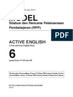 Ktsp Active English Sd 6