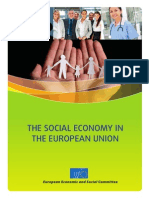 Social Economy in the European Union