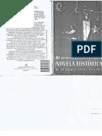 La nueva novela histórica en América Latina- Seymour Menton