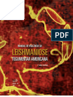 Manual Do MS, Leishmaniose Tegumentar