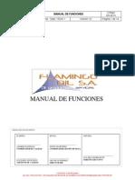 Rh-m-01 Manual de Funciones