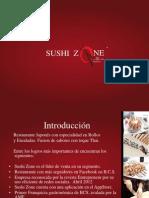 Presentación Sushi Zone b