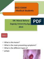 OSCE in Obstetrics&Gynecology for Undergraduate