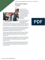 Creación de la Caja Municipal de Juliaca tiene más del 50% de avance » Sociedad _ Los Andes » Noticias Puno Perú