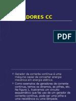GERADORES CC