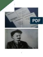 3. Trotsky. Resultados y perspectivas. Las fuerzas motrices de la revolución.