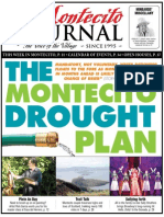 The Montecito Drought Plan
