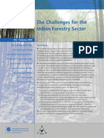 Challenges in Forestry