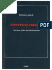 Johannes Agnoli - Band 3 - Subversive Theorie