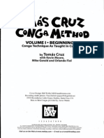 The Tomás Cruz Conga Method