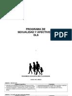 Programa de Sexualidad y Afectividad. Linka