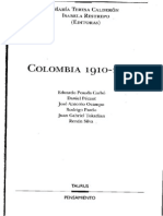 Colombia 1910 - 2010