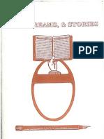 Hopes, Dreams,& Stories (spring '90 Waterways Site Based Publication)