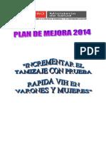 Plan de Mejora Vih