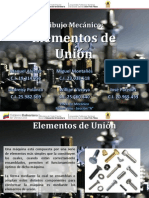 Elementos de Unión