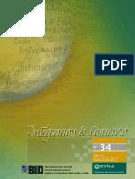 Revista Integraciono y Comercio