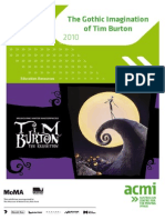 The Gothic Imagination of Tim Burton