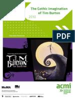 The Gothic Imagination of Tim Burton