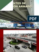 Puentes de Hormigon Armado, Losa-Viga 2013