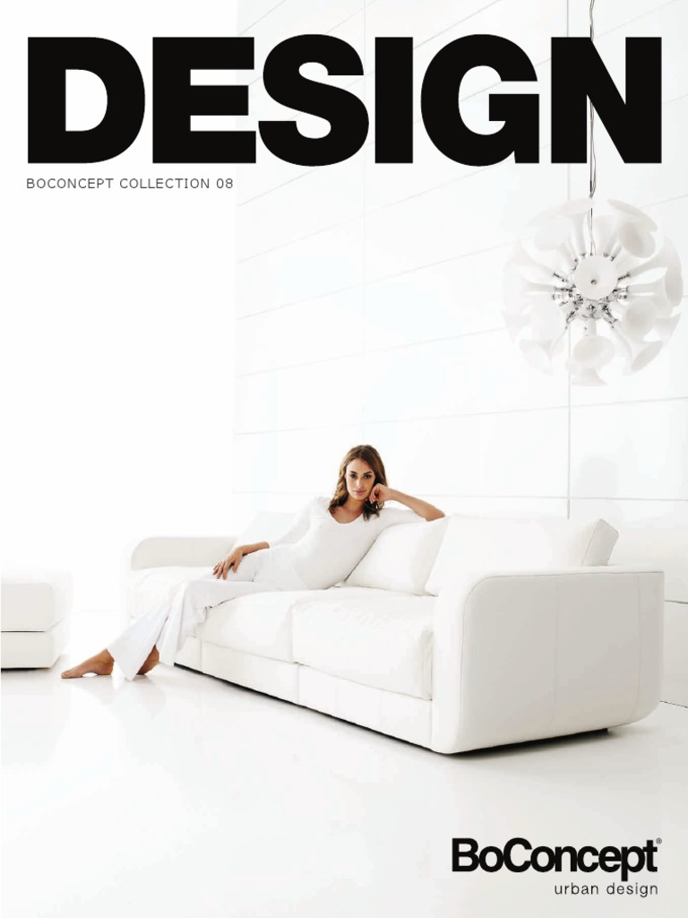 Miraculous Bo Concept Interior Design Magazine 2008 Chair Couch Cjindustries Chair Design For Home Cjindustriesco