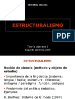 Estructuralismo (Barthes)