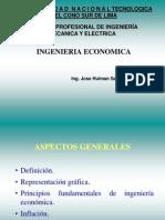 Ing economica Sesión II JHS