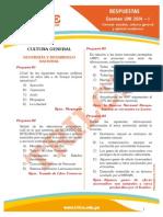 Respuestas Uni2014I Aptitud