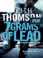 Seven Grams of Lead by Keith Thomson (Excerpt)