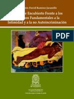 Agente_Encubierto Andrés Ramírez autoincrimancion y derchos fundamentales