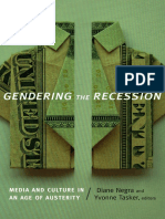 Gendering the Recession edited by Diane Negra and Yvonne Tasker