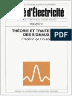 (  Traité d'électricité - Théorie et Traitement des Signaux )