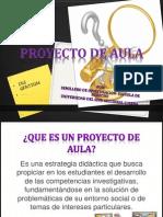 Proyecto de Aula- Enchulado