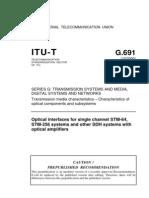 ITU-T G.691