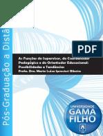 As Funçoes do Supervisordo Coordenador Pedaggico