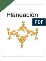 Trabajo Planeacion