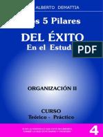 Los 5 Pilares - 4 Organizacion II.pdf