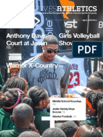 Perspectives Athletics, Volume 4, Issue 1