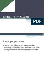 Download PPT JURNAL PENYESUAIAN by amiprastyo SN209222911 doc pdf
