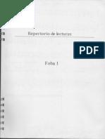 Cuadernillo FoBa I