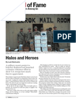 Halos and Heroes