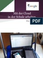 Ebazar 2014- Mit Der Cloud in Der Schule Arbeiten