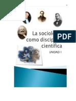 Sociologia Unidad 1