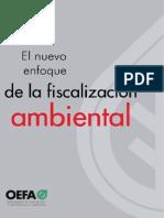 El Nuevo Enfoque de La Fiscalizacion Ambiental