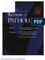 Robbins Review of Pathology - Question Book