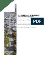 Repenser le centre-ville de Rimouski