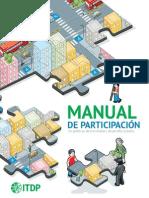 Manual de Participación en Políticas de Movilidad y Desarrollo Urbano (ITDP México y CCC, 2014)