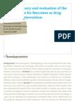 Norwegian Directorate of Health - Narconon Report 2008